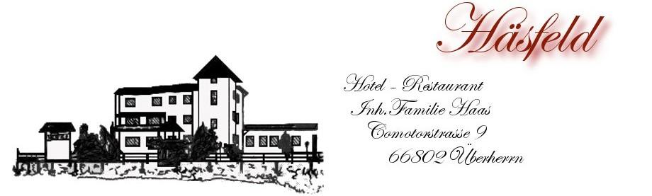 Hotel Restaurant Haesfeld